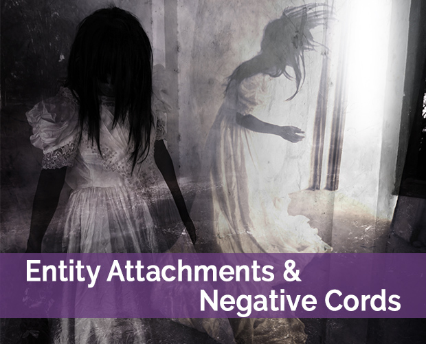 Entity attachments & Negative Cords